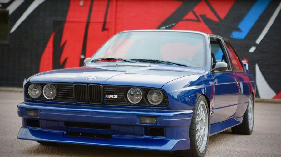 На продажу выставили BMW E30 M3 с двигателем от Z4 M и любопытной историей