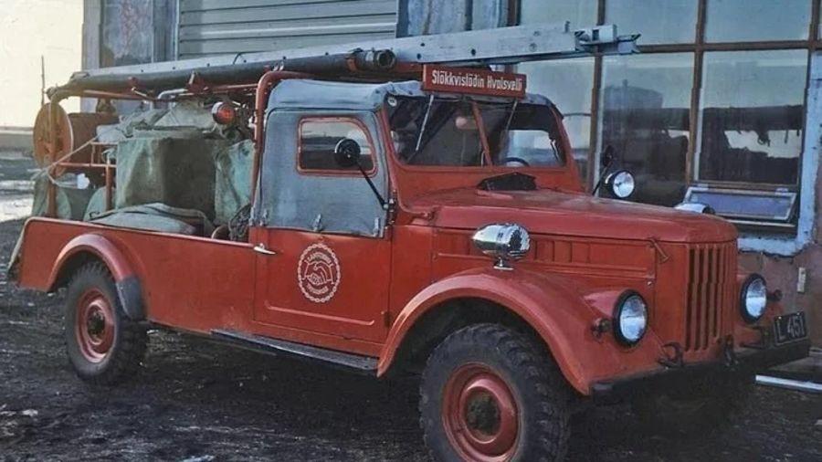 9 неизвестных версий легендарного внедорожника ГАЗ-69