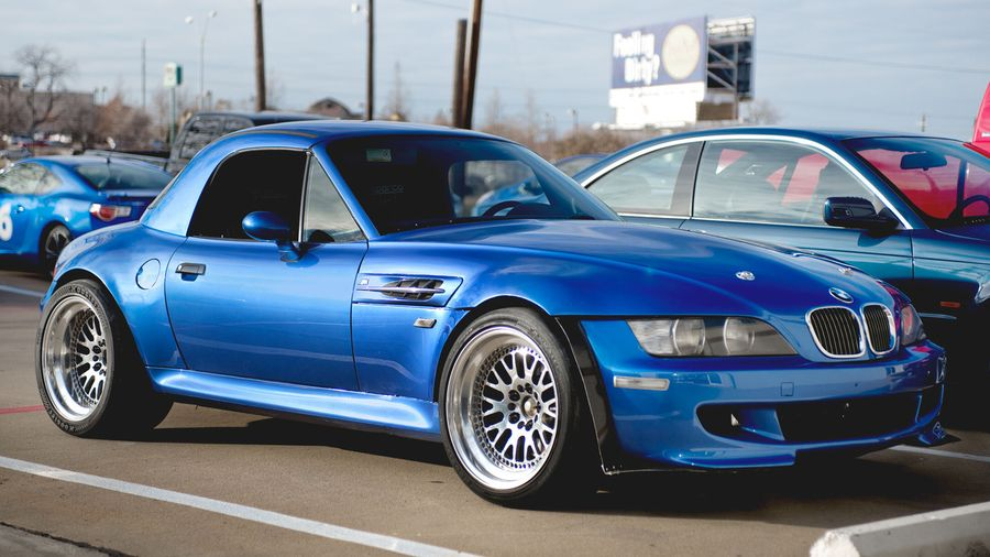 BMW Z3 M Roadster с LS1 V8 стал отличным автомобилем для трека