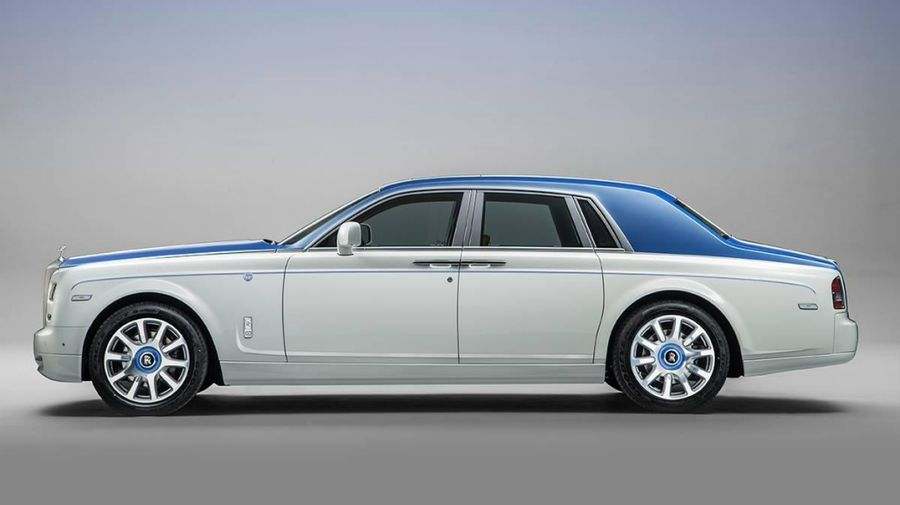 Special-Edition Rolls-Royce Phantom Nautica makes you want to be rich
