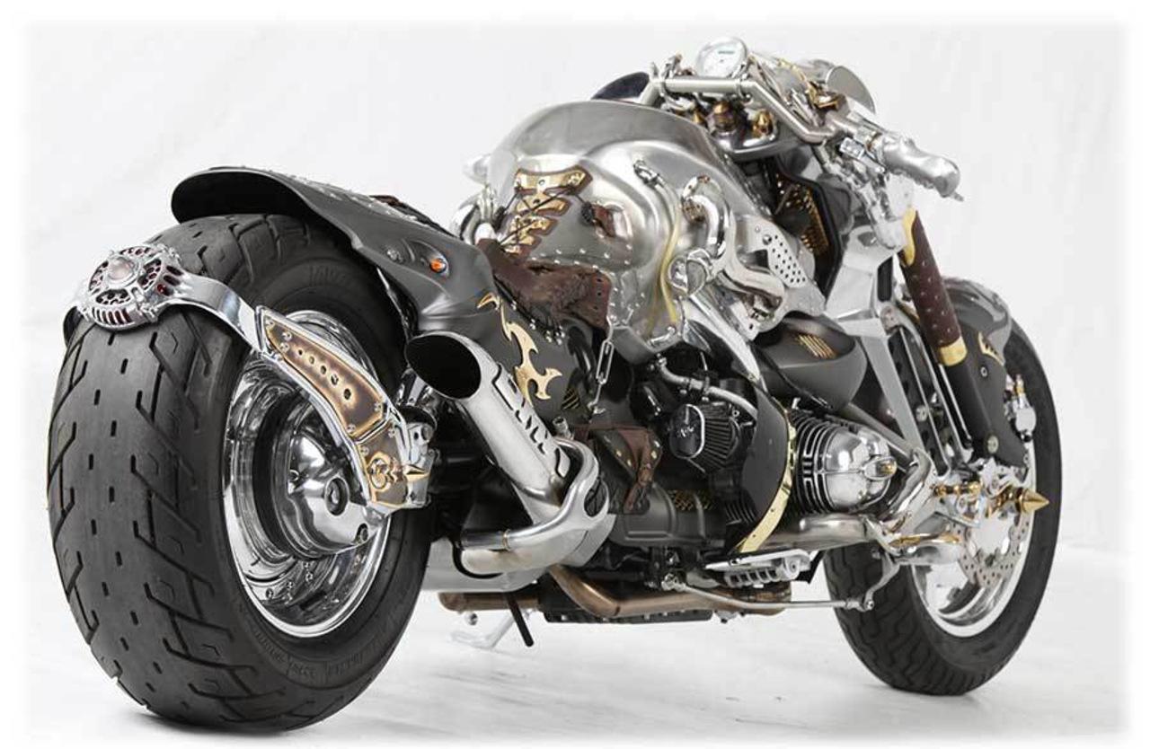 мотоциклы в стиле стимпанк картинки год это