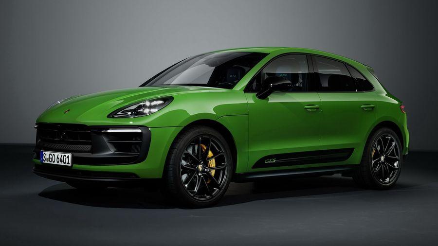 Porsche представила обновленный кроссовер Macan — он стал мощнее и немного брутальнее