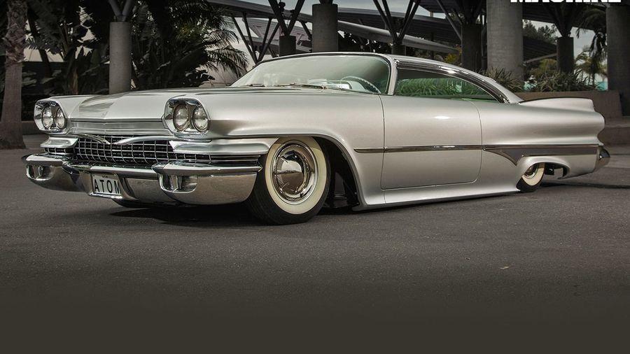 Кастом 1960 Dodge Dart, будто сошедший со страниц рекламных брошюр