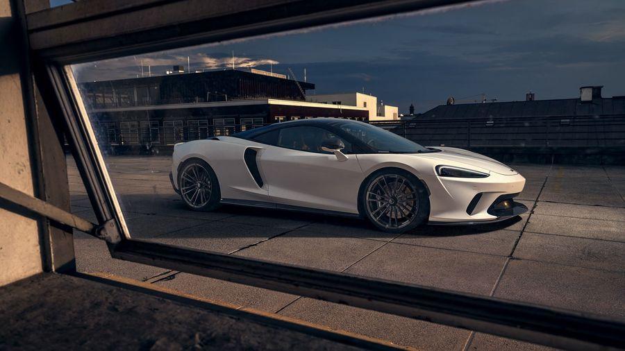 Novitec поработал над McLaren GT и сделал его чуть мощнее