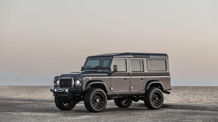 Тюнер Himalaya сделал 650-сильный Land Rover Defender стоимостью 23,5 миллиона рублей