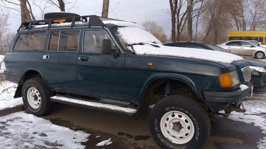 Редкий полноприводный универсал ГАЗ-310221 «Волга» продают в Набережных Челнах