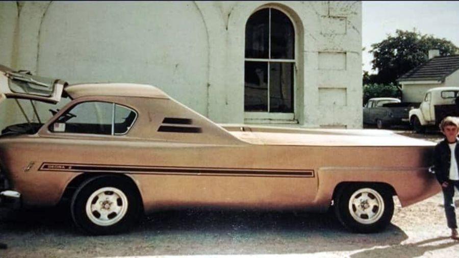 Два брата из Австралии построили реплику концепта Dodge Deora из Chrysler и Fargo