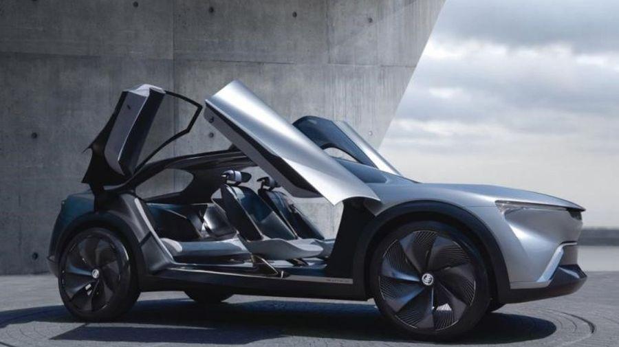 Buick Electra возвращается в виде полностью электрического кроссовера