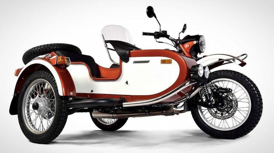 Мотоцикл Урал обзавелся версией Weekender SE для поездок на природу