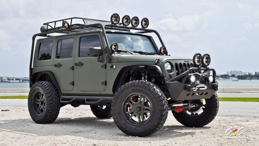 ТЮНИНГ > ВНЕДОРОЖНИКИ > ВНЕДОРОЖНЫЙ ТЮНИНГ > Тюнинг Jeep Wrangler