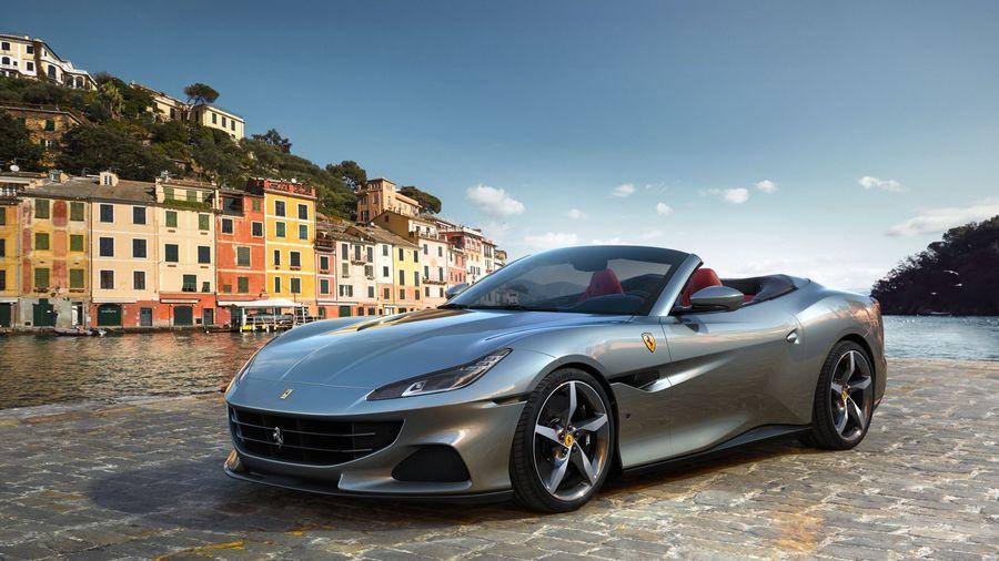 Ferrari очень легко обновил Portfolino, добавив немного мощности