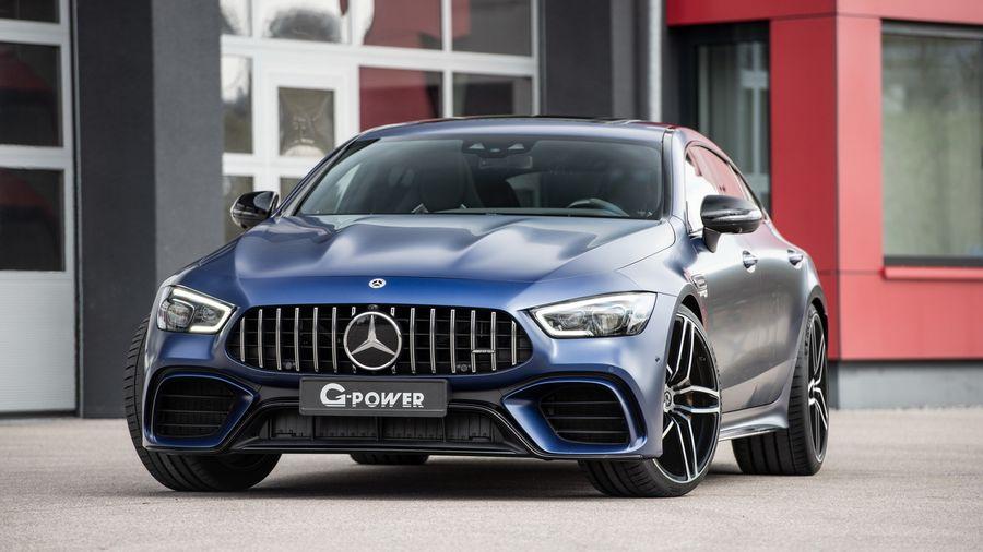 Тюнинг-ателье G-Power сделало Mercedes-AMG GT 63 4-Door мощнее