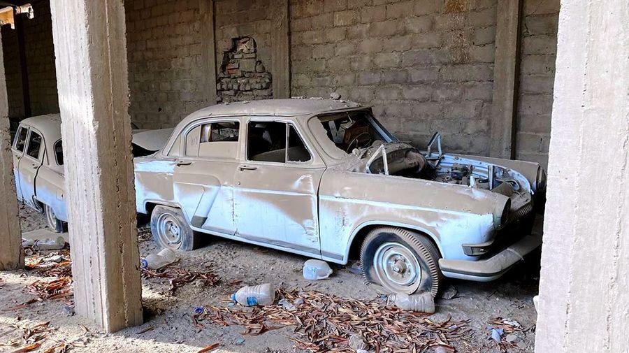 В Саудовской Аравии обнаружили свалку советских ГАЗ-21 «Волга»