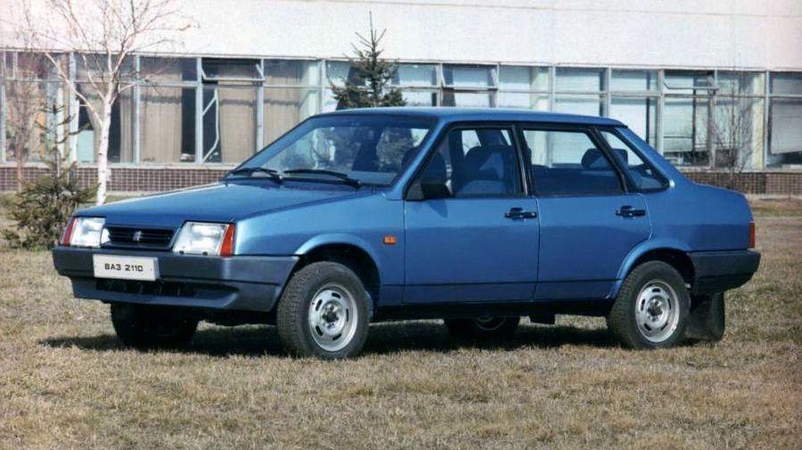 Неправильная «десятка»: почему прототип ВАЗ-21099 1984 года получил индекс от другой модели