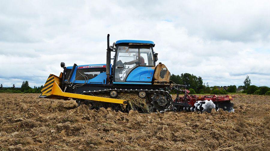 Модернизированное семейство тракторов ДТ-75Д