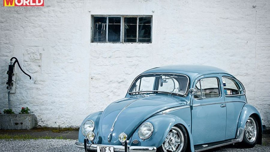 One of the best resto VWs in the world