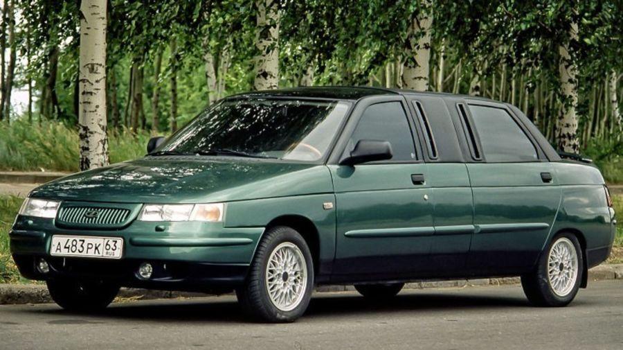 3 забытых лимузина для чиновников от российских автозаводов