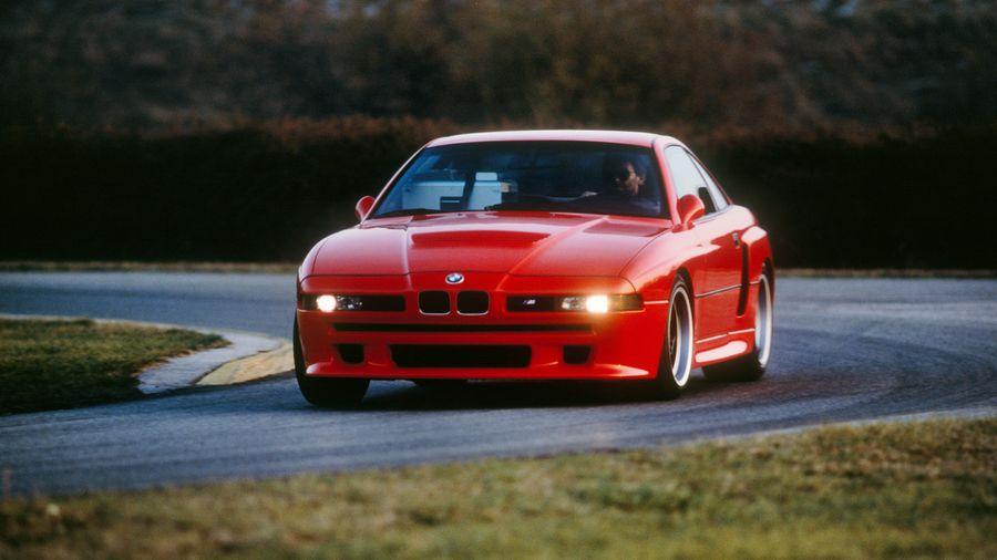 История единственного в своём роде BMW M8 Prototype и его невероятного двигателя
