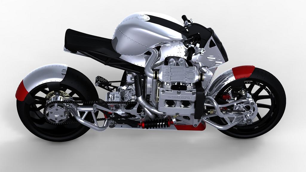морской мотоцикл с двигателем от субару фото несмотря
