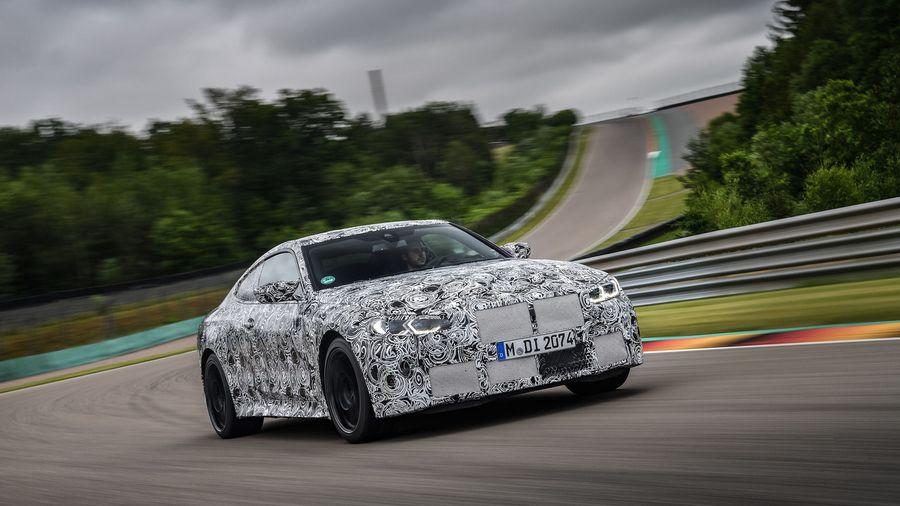 Новый BMW M3 и M4 получат 510-сильные моторы, механическую КПП и задний привод