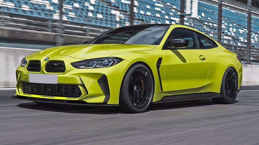 Prior Design собирается исправить гигантские решетки новых BMW M3 и M4