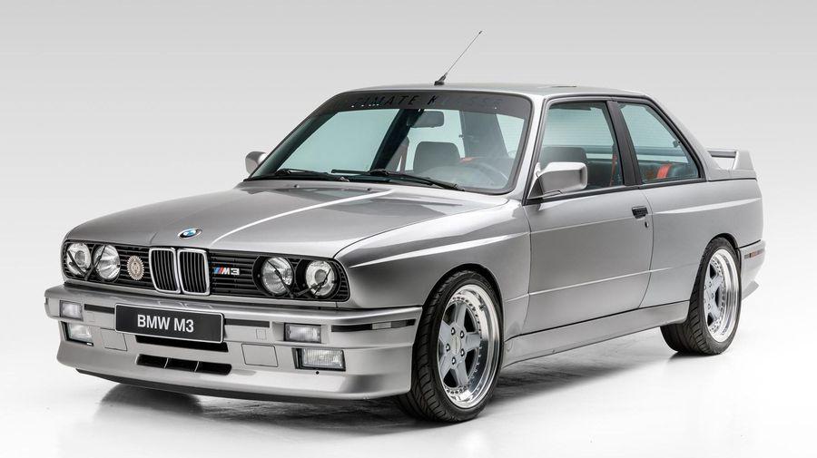 Что вы думаете об этом BMW E30 M3, который сейчас продают за 4 миллиона рублей?