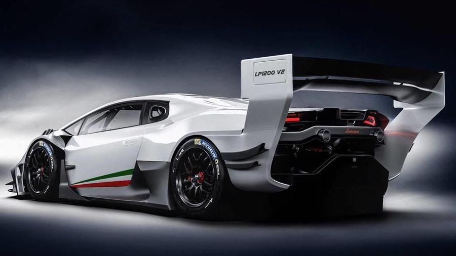 Из Lamborghini Huracan сделали трек-кар с 1200-сильным мотором