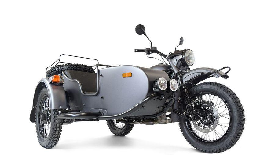 Представлен обновленный мотоцикл Ural Gear Up стоимостью 1,2 миллиона рублей