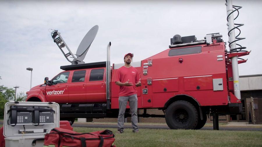 Американские спецслужбы разработали THOR — передвижную вышку 5G связи